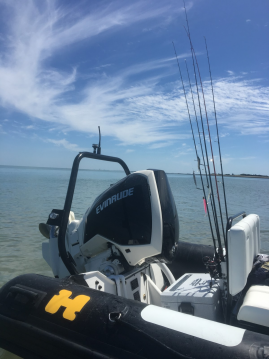 Humber ocean pro 6.30 entre particulares y profesional Saint-Martin-de-Ré