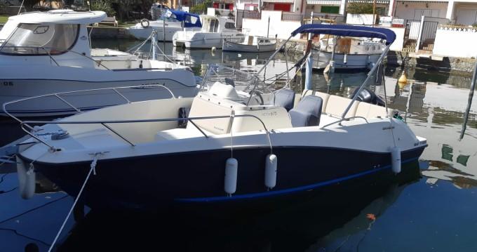 Alquiler de yate Bormes-les-Mimosas - Quicksilver Activ 675 Open en SamBoat