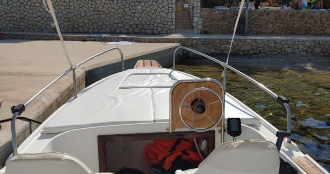 Alquiler Lancha en Stara Novalja - Nautica 500