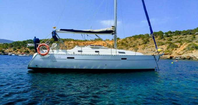Alquiler de barcos Bénéteau Oceanis 331 Clipper enSant Josep de sa Talaia en Samboat