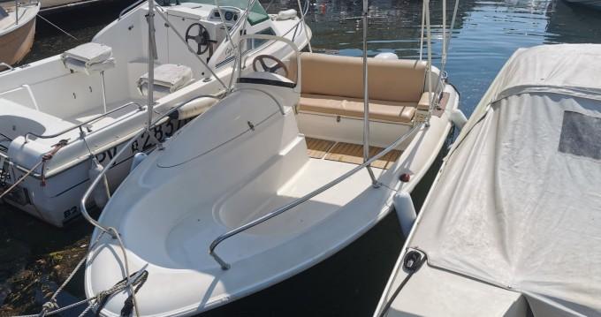 Alquiler de barcos Quicksilver Quicksilver 425 enMandelieu-la-Napoule en Samboat