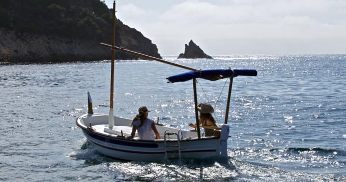 Alquiler de barcos Palamós barato de 25 PAMS