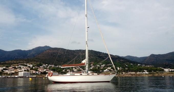 Alquiler de yate El Masnou - CHEOY LEE 41 en SamBoat