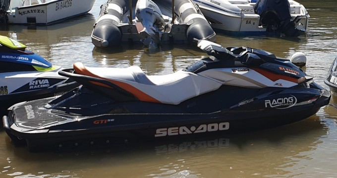 Alquiler de Sea-Doo Gti 155 se en Bayonne