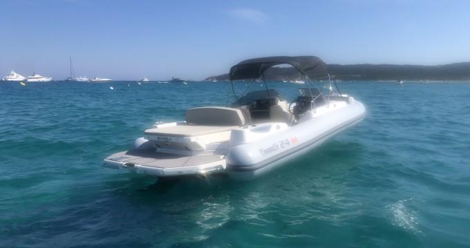 Alquiler de barcos Port Grimaud barato de Marlin Boat 24SR FB