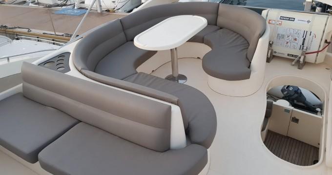 Alquiler de barcos Astondoa Astondoa 46 GLX enArenys de Mar en Samboat