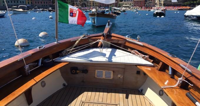 Alquiler de barcos Gozzo Scipione Gozzo Sorrentino enSanta Margherita Ligure en Samboat