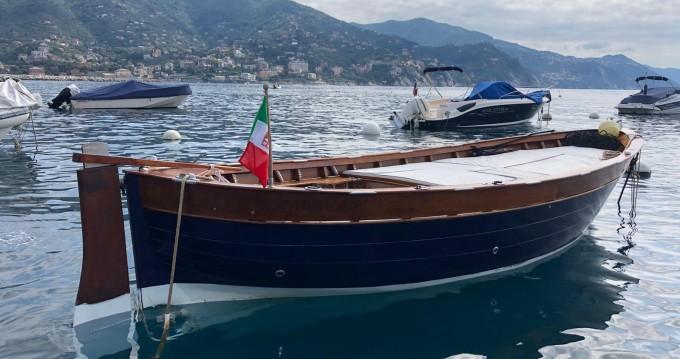 Lancha para alquilar Santa Margherita Ligure al mejor precio