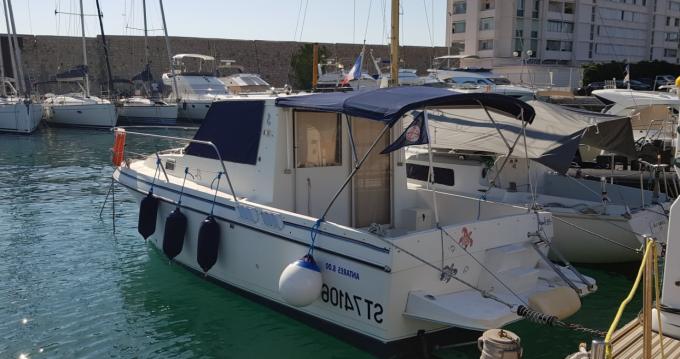Alquiler Lancha Bénéteau con título de navegación