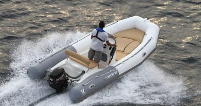 Alquiler de barcos La Trinité-sur-Mer barato de Medline 500