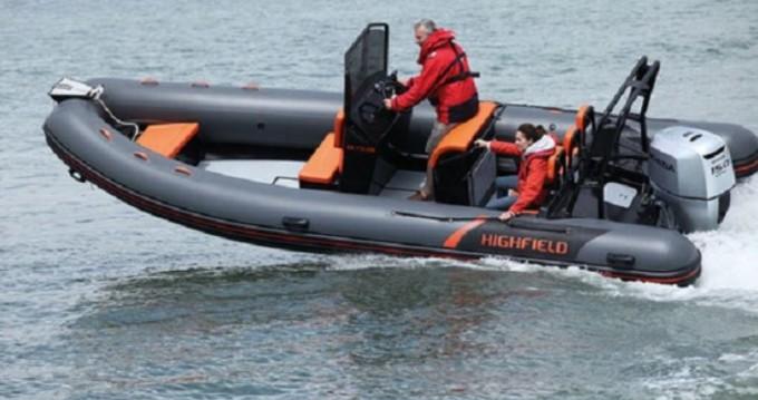 Alquiler de yate La Trinité-sur-Mer - Highfield Patrol 600 en SamBoat