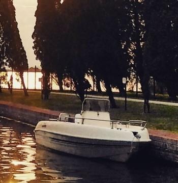Alquiler de barcos Saver Open 540 enQuarto d'Altino en Samboat
