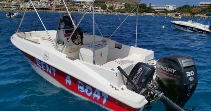 Alquiler de yate Agía Pelagía - Compass Compass 150 CC en SamBoat