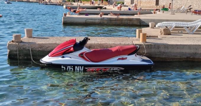 Alquiler Moto de agua en Stara Novalja - Kawasaki STX 15F