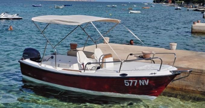 Alquiler Lancha Nautica con título de navegación