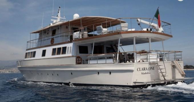 Alquiler de barcos Marseille barato de 105