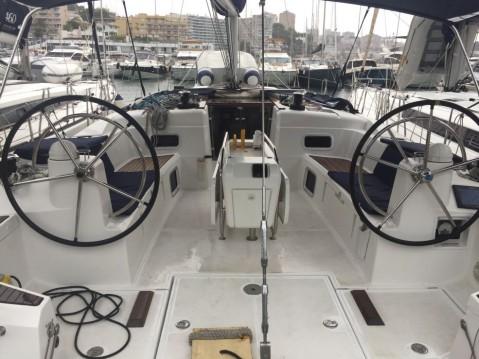 Jeanneau Sun Odyssey 509 entre particulares y profesional Saint-Mandrier-sur-Mer