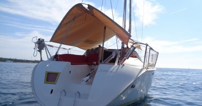 Alquiler Velero en Golfe-Juan - Jeanneau Sun Way 25