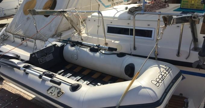 Alquiler Lancha en Toulon - Nimbus 2600