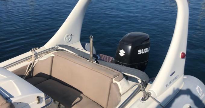 Alquiler de barcos Zodiac Medline 3 enMarseille en Samboat
