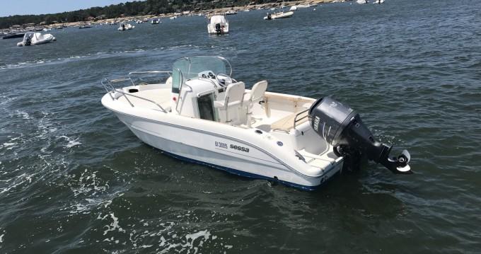 Alquiler Lancha en Lège-Cap-Ferret - Sessa Marine Key Largo 20
