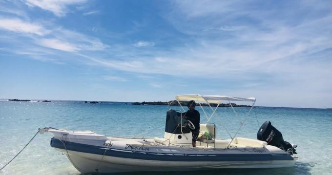 Alquiler de yate Isla de Ibiza - Gommonautica G65 en SamBoat