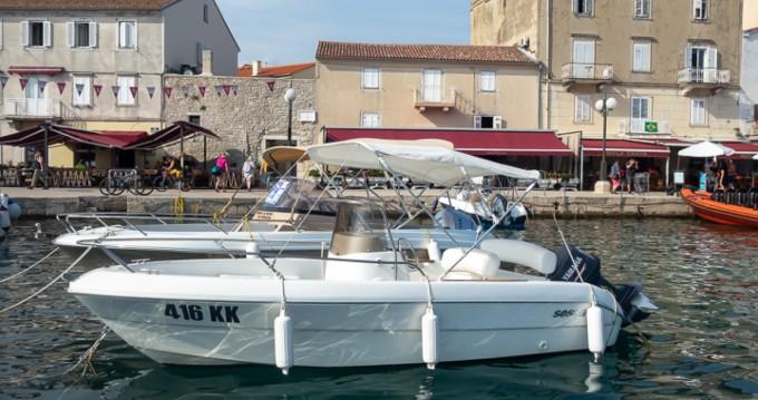 Alquiler de yate Krk - Sessa Marine Key Largo 17 en SamBoat