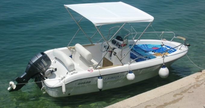 Alquiler de Sessa Marine Key Largo 17 en Krk