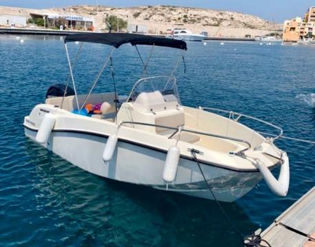 Alquiler de barcos Marseille barato de Activ 505 Open
