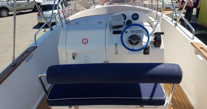 Alquiler de barcos Pacific Craft Pacific Craft 555 Open enCagnes-sur-Mer en Samboat