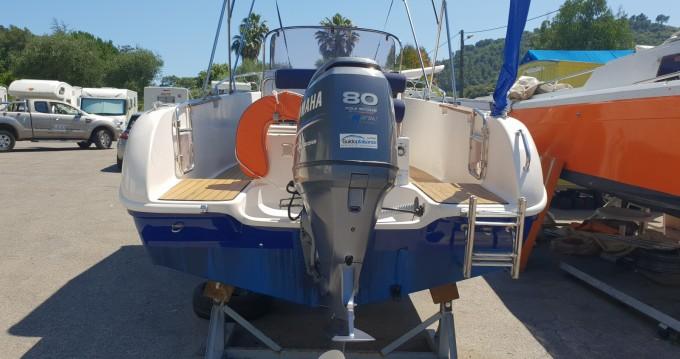 Alquiler de yate Cagnes-sur-Mer - Pacific Craft Pacific Craft 555 Open en SamBoat