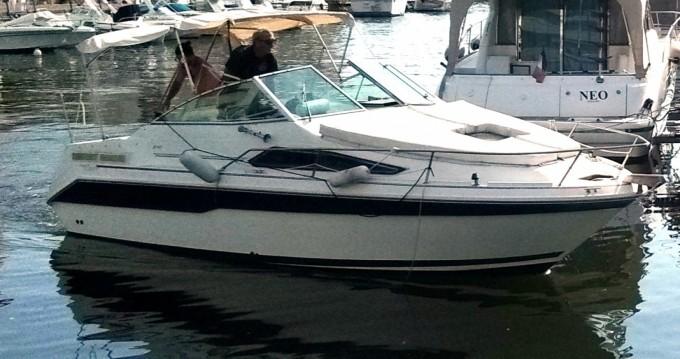 Alquiler de barcos Mandelieu-la-Napoule barato de Sea Ray 240 Sundancer