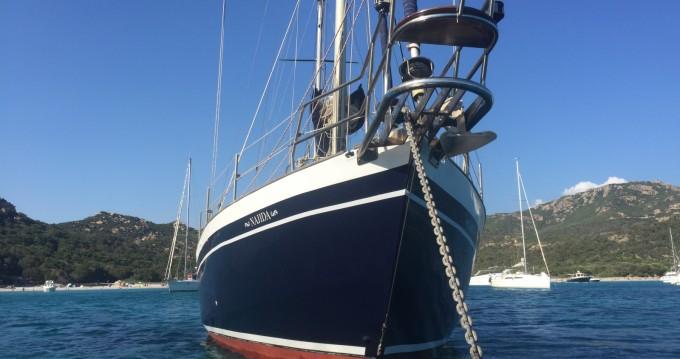 Alquiler de yate Ajaccio - BRUCE ROBERTS 53 DESIGN en SamBoat