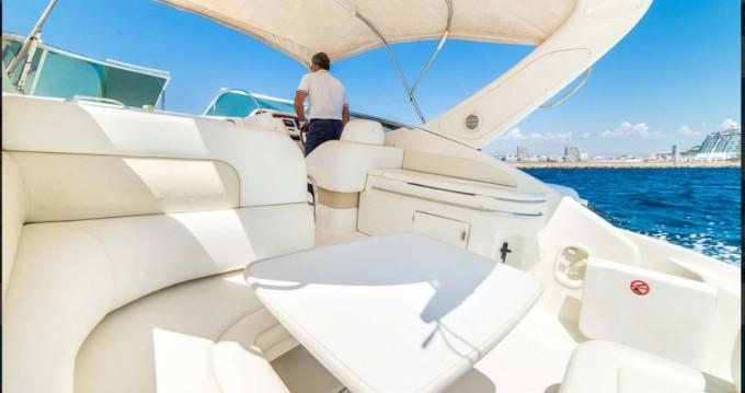 Alquiler de yate Can Picafort - Cranchi Zaffiro 34 en SamBoat