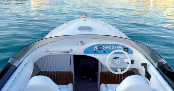 Alquiler Lancha en Cannes - Abbate Sea Star 25
