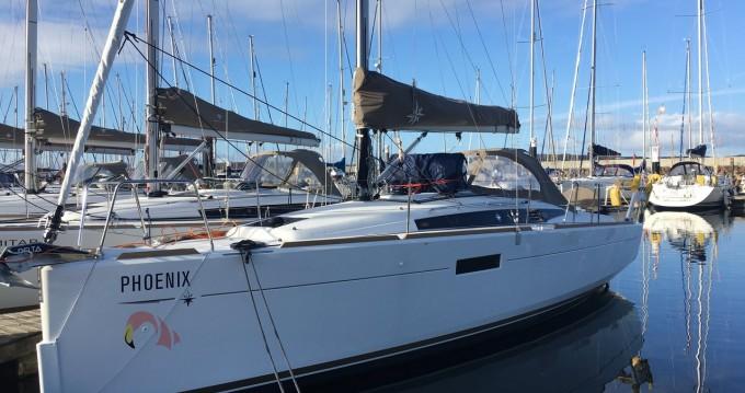Alquiler de barcos Jeanneau Sun Odyssey 349 enNorth Ayrshire en Samboat