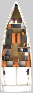 Alquiler de yate North Ayrshire - Jeanneau Sun Odyssey 349 en SamBoat