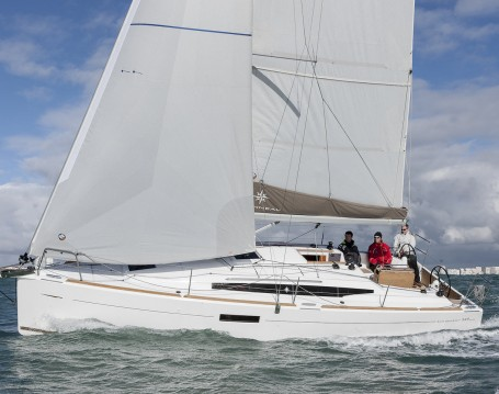 Jeanneau Sun Odyssey 349 entre particulares y profesional North Ayrshire