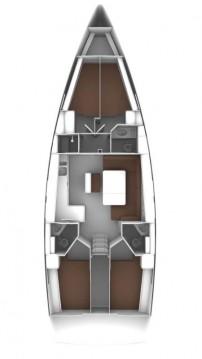 Alquiler de barcos Rhodes barato de Cruiser 46
