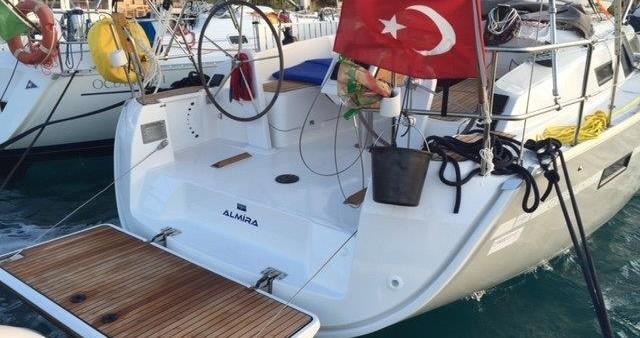 Alquiler de Bavaria Cruiser 37 en Fethiye