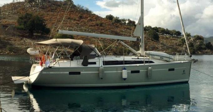 Bavaria Cruiser 37 entre particulares y profesional Fethiye