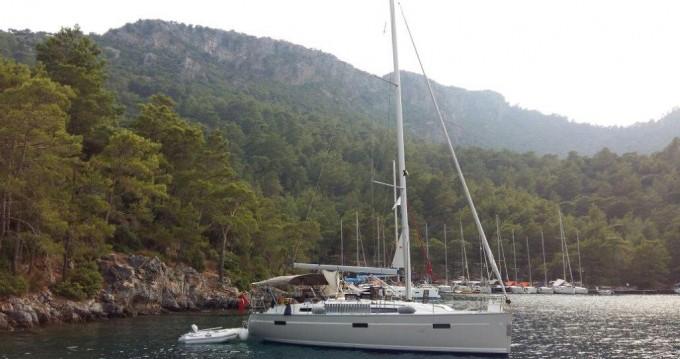 Alquiler Velero en Fethiye - Bavaria Cruiser 37