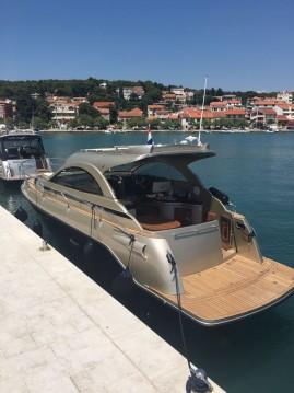 Alquiler Lancha Grginić con título de navegación