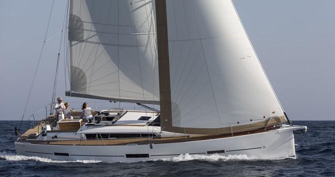 Alquiler de barcos Lávrio barato de Dufour 460 Grand Large