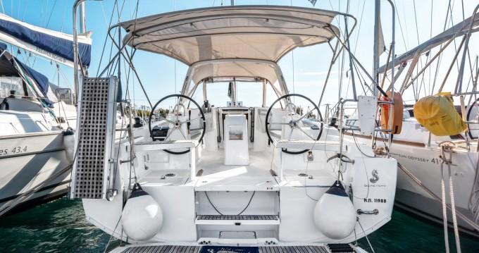 Alquiler de yate Ionian Islands - Bénéteau Oceanis 38.1 en SamBoat
