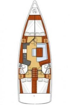 Alquiler de barcos Ionian Islands barato de Oceanis 45