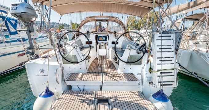 Alquiler de yate Ionian Islands - Jeanneau Sun Odyssey 349 en SamBoat
