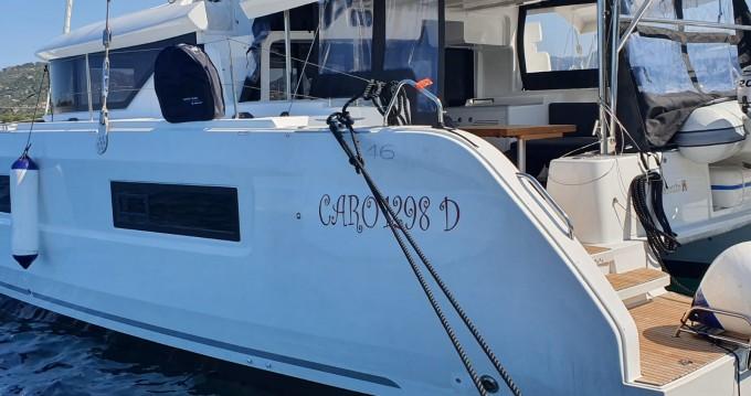 Alquiler de yate Marina di Portisco - Lagoon Lagoon 46 en SamBoat