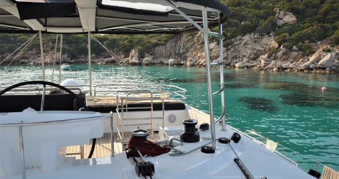 Lagoon Lagoon 560 S2 entre particulares y profesional Marina di Portisco