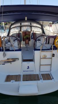 Alquiler de yate Brindisi - Bénéteau Oceanis 473 en SamBoat